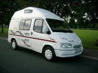 1998 Ford Transit 2.5d Leisure Drive For Sale