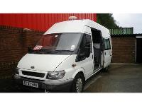 2003 Ford Transit 125 T350 Diesel For Sale