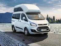 Ford Transit Westfalia Camper Exterior View