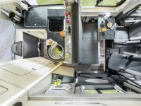 Ford Transit Westfalia Camper Kitchen Area
