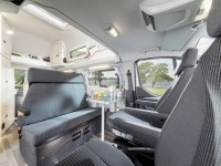 Ford Transit Westfalia Camper Rear Seating